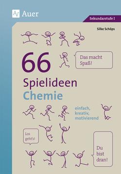 66 Spielideen Chemie von Schöps,  Silke