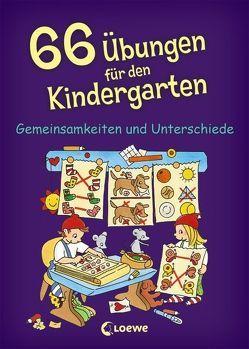 66 Übungen für den Kindergarten von Carstens,  Birgitt, Kalwitzki,  Sabine, Wirtz,  Simone