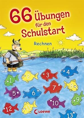 66 Übungen für den Schulstart von Kalwitzki,  Sabine, Volk,  Roland