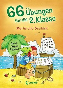 66 Übungen für die 2. Klasse von Kalwitzki,  Sabine, Volk,  Roland