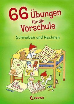 66 Übungen für die Vorschule von Carstens,  Birgitt, Düring,  Ulrike, Wirtz,  Simone