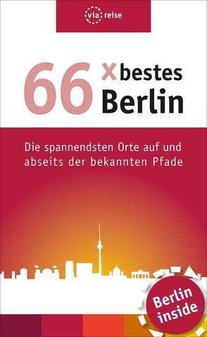 66 x bestes Berlin von Brodauf,  Julia