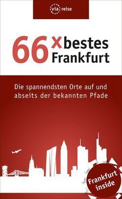 66 x bestes Frankfurt von Sabic,  Claudia