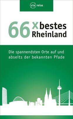 66 x bestes Rheinland von Klein,  Anja