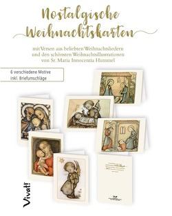 6er-Set Weihnachtskarten »Sr. Maria Innocentia Hummel« von Hummel,  Sr. Maria Innocentia