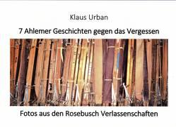 7 Ahlemer Geschichten gegen das Vergessen von Urban,  Klaus