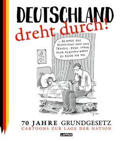 70 Jahre Grundgesetz von Sonntag,  Martin