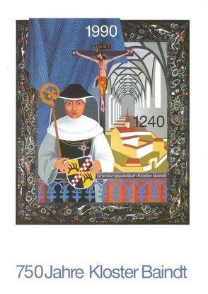 750 Jahre Kloster Baindt von Beck,  Otto