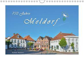 750 Jahre Meldorf (Wandkalender 2018 DIN A4 quer) von Kulartz,  Rainer