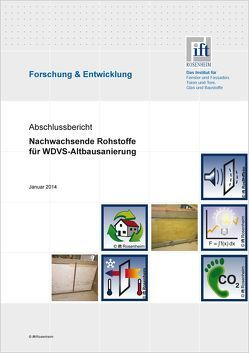 76 0125 Forschungsbericht WDVS von ift Rosenheim GmbH
