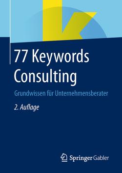 77 Keywords Consulting von Springer Fachmedien Wiesbaden