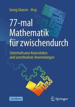 77-mal Mathematik für zwischendurch von Glaeser,  Georg