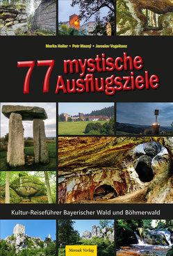 77 mystische Ausflugsziele von Marita,  Haller