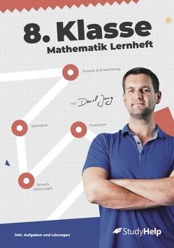 8. Klasse Mathematik Lernheft von Abrams,  Stefan, Jung,  Daniel