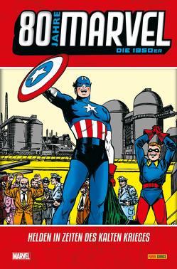 80 Jahre Marvel: Die 1950er von Abel,  Jack, Benulis,  Bill, Chaykin,  Howard, Lawrence,  Mort, Romita Sr.,  John, Strittmatter,  Michael, Syska,  Robert