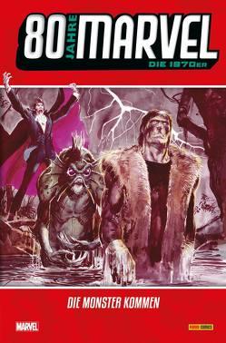 80 Jahre Marvel: Die 1970er