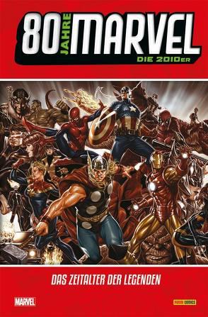 80 Jahre Marvel: Die 2010er