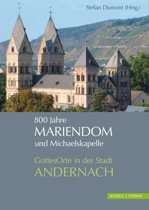 800 Jahre Mariendom und Michaelskapelle von Dumont,  Stefan, Giljohann,  Riccarda, Simon,  Frederik