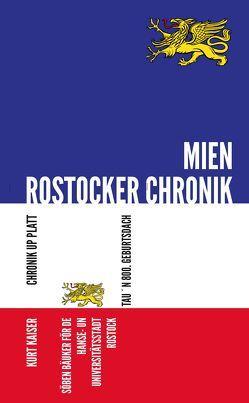 800 Jahre Rostock – 7 Bücher zum Jubiläum von Kaiser,  Kurt