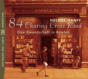 84, Charing Cross Road von Grote,  Ulrike, Hanff,  Helene, Martinzen,  Marion, Sprenger,  Wolf D