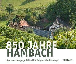 850 JAHRE HAMBACH von Ohlhauser,  Gerd, Rau,  Christoph