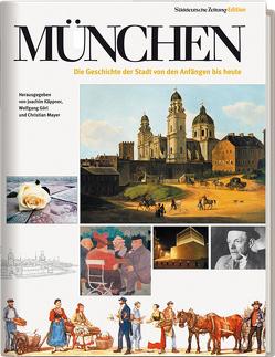 850 Jahre München von Käppner,  Joachim