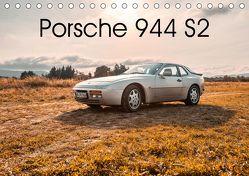 ´89 Porsche 944 S2 (Tischkalender 2019 DIN A5 quer) von Reiss,  Björn