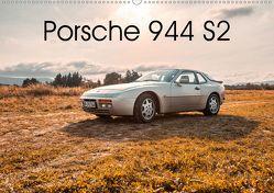 ´89 Porsche 944 S2 (Wandkalender 2019 DIN A2 quer) von Reiss,  Björn