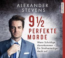 9 1/2 perfekte Morde von Stevens,  Alexander