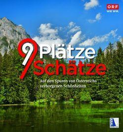 9 Plätze 9 Schätze (Ausgabe 2015) von ORF
