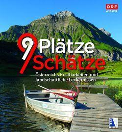 9 Plätze – 9 Schätze (Ausgabe 2018) von ORF, Tröbinger,  Thomas