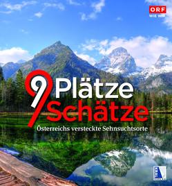 9 Plätze 9 Schätze (Ausgabe 2019) von ORF