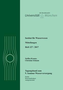 9. Seminar Wasserversorgung von Krause,  Steffen, Schaum,  Christian