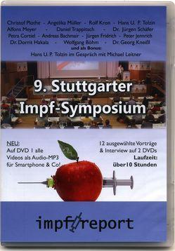 9. Stuttgarter Impfsymmposium 2013 von Tolzin,  Hans U. P.