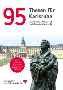 95 Thesen für Karlsruhe
