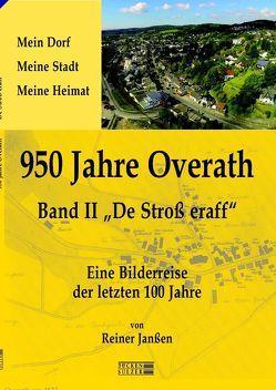 950 Jahre Overath – Eine Bilderreise der letzten 100 Jahre von Janßen,  Reiner