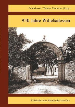 950 Jahre Willebadessen von Grasse,  Gerd, Thalmaier,  Thomas