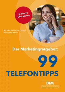 99 Telefontipps von Reiter,  Hanspeter