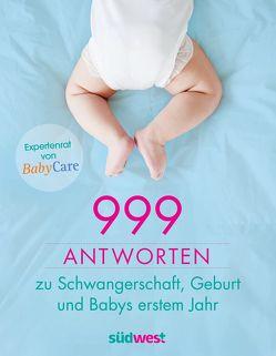 999 Antworten zu Schwangerschaft, Geburt und Babys erstem Jahr von BabyCare