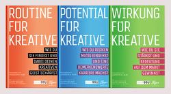 99U Kreativ-Bundle Print von Glei,  Jocelyn K., Gröner,  Klaus