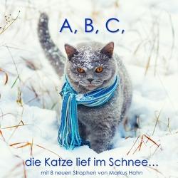 A, B, C, die Katze lief im Schnee… von Hahn,  Markus