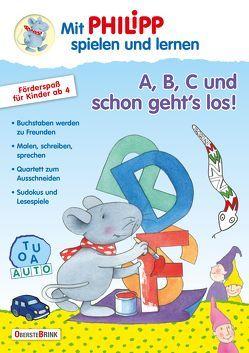 A, B, C und schon geht's los! von Landa,  Norbert, Türk,  Hanne