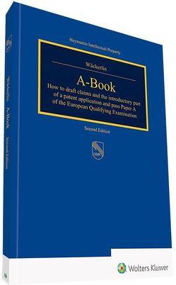 A-Book von Wäckerlin,  Erich