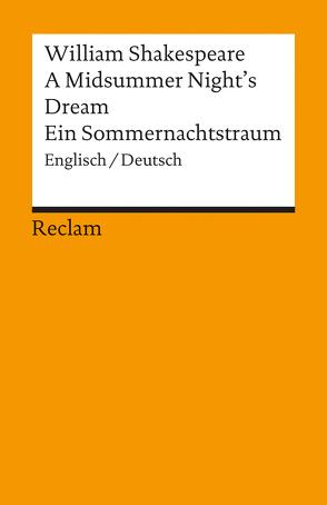 A Midsummer Night's Dream /Ein Sommernachtstraum von Franke,  Wolfgang, Shakespeare,  William