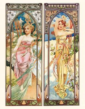 A. Mucha – The times