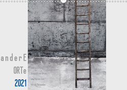 a n d e r e ORTE Kalender (Wandkalender 2021 DIN A3 quer) von klose,  uli