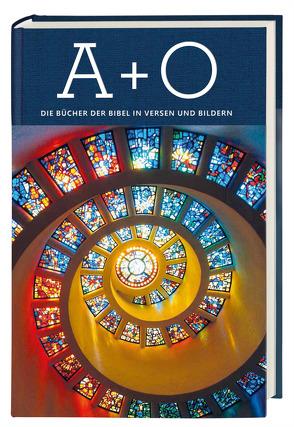 A + O – Die Bücher der Bibel in Versen und Bildern von Baur,  Wolfgang, Steffensky,  Dr. Fulbert