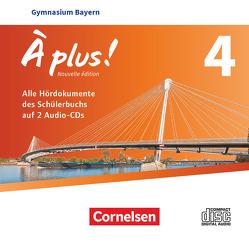 À plus ! – Nouvelle édition – Bayern – Band 4