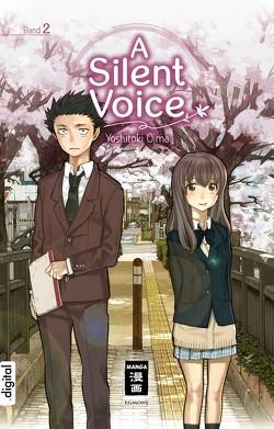 A Silent Voice 02 von Oima,  Yoshitoki, Steinle,  Christine