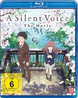 A Silent Voice – Blu-ray von Yamada,  Naoko